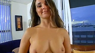 sweetie shows camel toe blowjob feature 4
