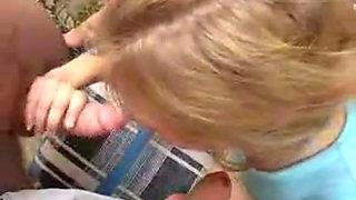 Drunk Blonde Teen Anal