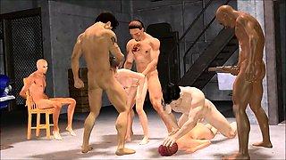 Hentai mija beautiful demon scene 1 by