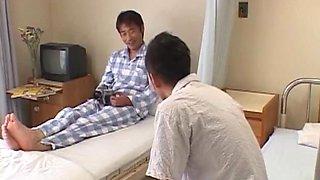 Amazing Japanese girl Jun Kiyomi in Crazy Nurse, Small Tits JAV scene
