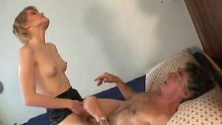 innocent babe takes old cock video clip 1