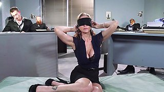 Top threesome with milf from Brazzers Network