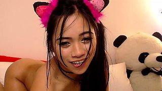 Asian Thai girl anal amateur