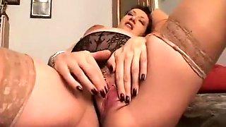 Amazing amateur Masturbation, Pregnant xxx scene
