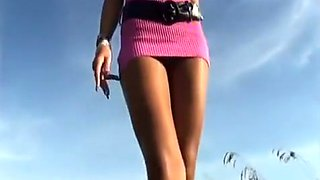 Amazing homemade Outdoor, Fetish adult clip
