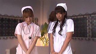 Incredible Japanese girl Yuria Sendoh, Ren Bitou, Rino Konno in Hottest Dildos/Toys, Strapon JAV scene