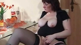 My Sexy Piercings MILF with pierced nipples and pussy