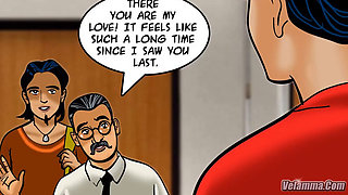 Velamma Episode 66 : Heard to Hard On