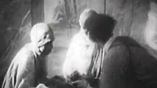 Arab crazy bisexual Gang bang night (1920 vintage year)