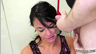 Smoking fetish facial and nylon feet xxx Talent Ho