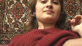 Hairy Russian Olga
