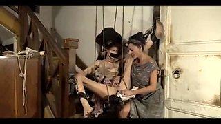 Hillbilly girls abused