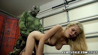 Allie rae monster alien