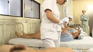japanese sperm milking