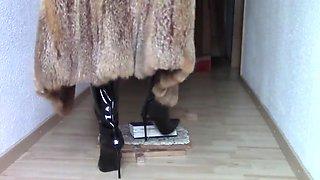 Crazy High Heels porn clip