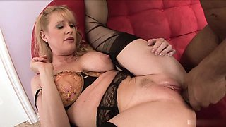 Bethany Sweet spreads her legs for an insatiable black lover
