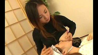 Jap legal age teenager breastfeeding milk breasts