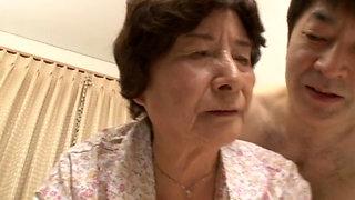 70's Grandma Mizuki Yoshino