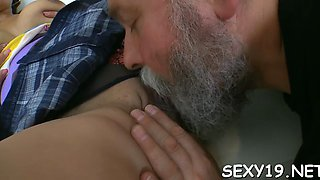 steamy hot wild grading amateur movie 3