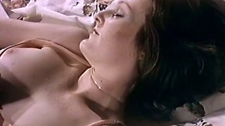 Hot and marvelous brunette with hairy pussy loves sex