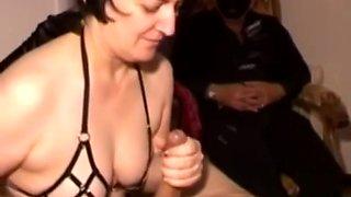 Bisex humiliation party