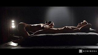 xCHIMERA - Czech babe gets sensual massage and dark sex