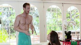 Lexi Lovell in Brand New Babysitter Gets Banged