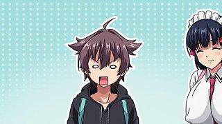 mayohiga no onee-san the animation - episode 1