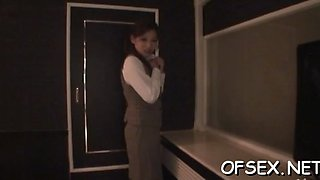 sexy secretary pleases her boss video clip 1