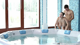 Busty Buffy Whirlpool Sex