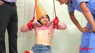amy faye anal punishment