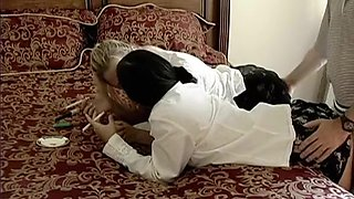 Best smoking video with threesomes scenes