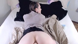 bambie Princess - cum on my ass please Dad