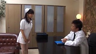 Doctor Has Hina Hanamis Tight Nurse part1