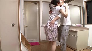 Stunning chick Haruka Aizawa fucked in a tub by a horny lover