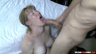 You Have To Eat All This Cum, Its For You