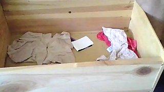 my panty drawer