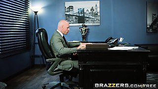 Brazzers - Big Tits at Work - Spilling The Bo