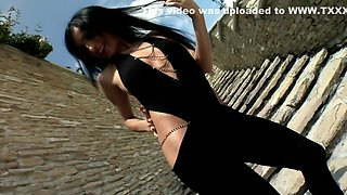 Amazing pornstar Alisha Sweet in horny small tits, anal sex video
