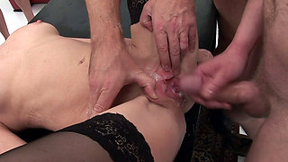 german-granny-lets-them-cum-on-her-pussy