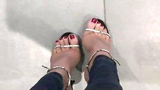 jeans walk