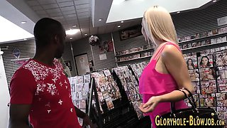 Busty ho creampied by bbc