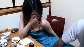 Japanese Amatuer Girl Fucked by Friends