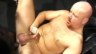Best pornstar in incredible strapon, femdom xxx clip
