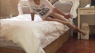 Chinese Slave bi abuse