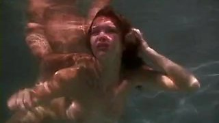 Underwater hot fucking with my swimming instructor