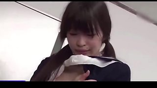 Japanese school girl fucked in diff places 4