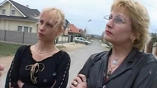 German mom and daughter fucking and pissing