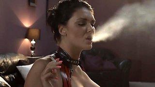 SD Emma Leigh Smoking Domination
