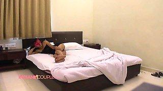 Indian Couple Reenu Sachin Fucking In Bedroom
